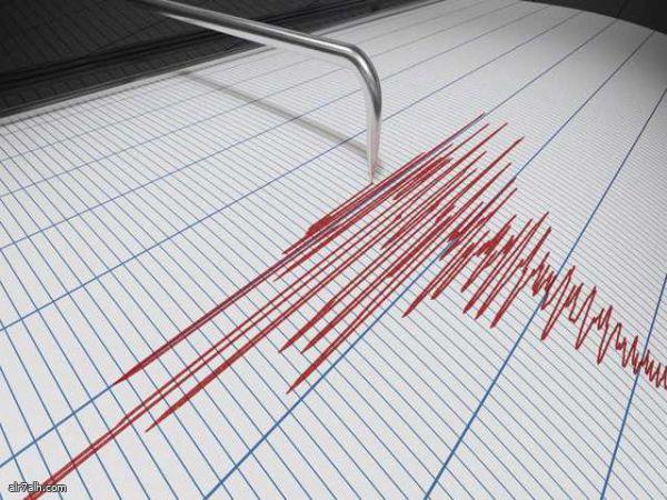 زلزال بقوة 5.6 درجة يضرب شرق كركاجاك في تركيا