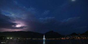 """سماء البرازيل تشهد """"ظاهرة مرعبة"""".. بطول 700 كيلومتر"""
